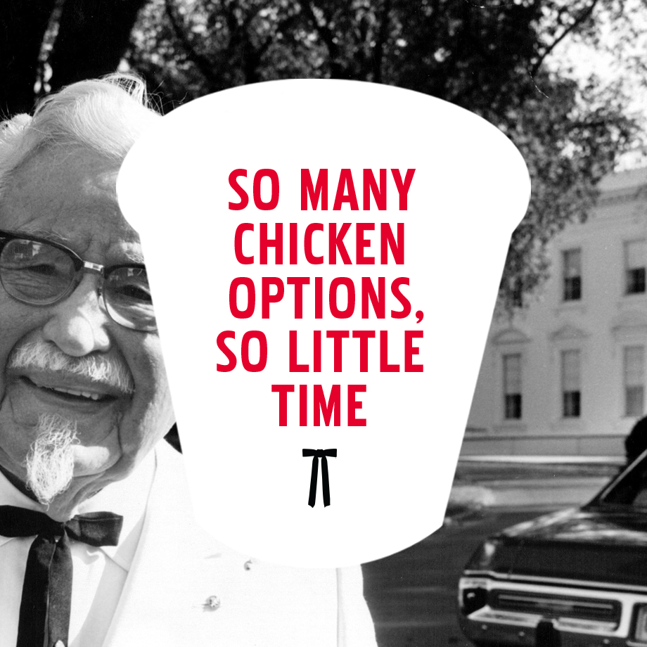 Don't Fight Over the White Meat—KFC's Got You Covered (for a Limited Time)