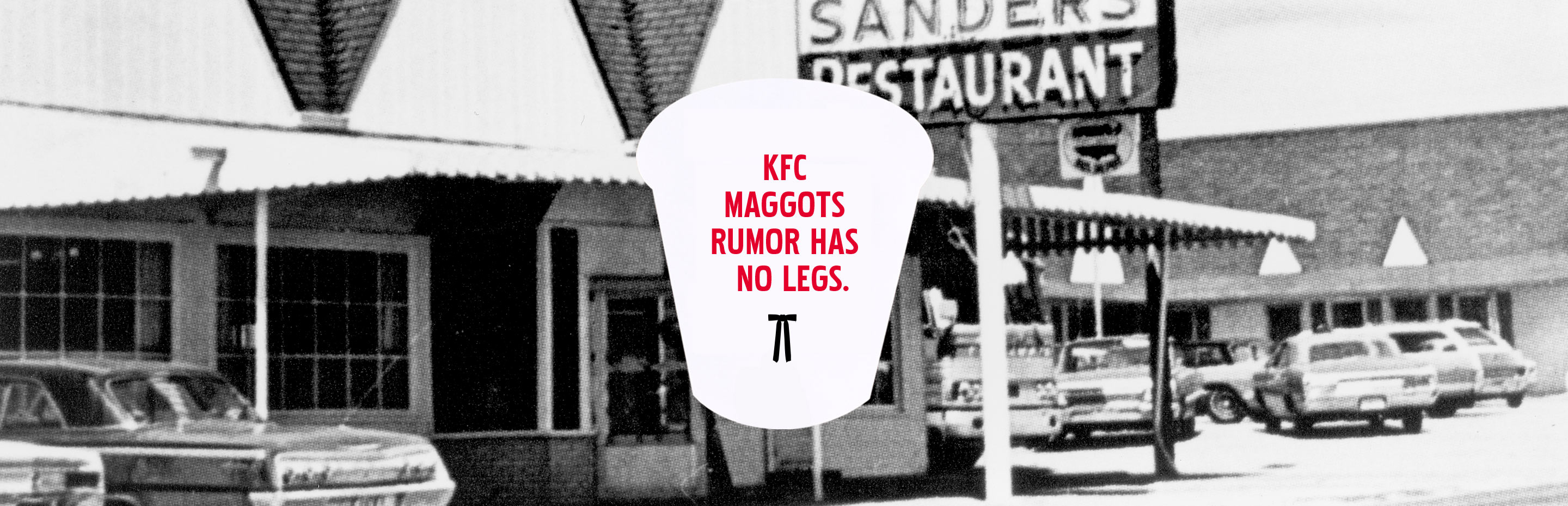 Debunking Arkansas KFC Maggot Chicken Rumor