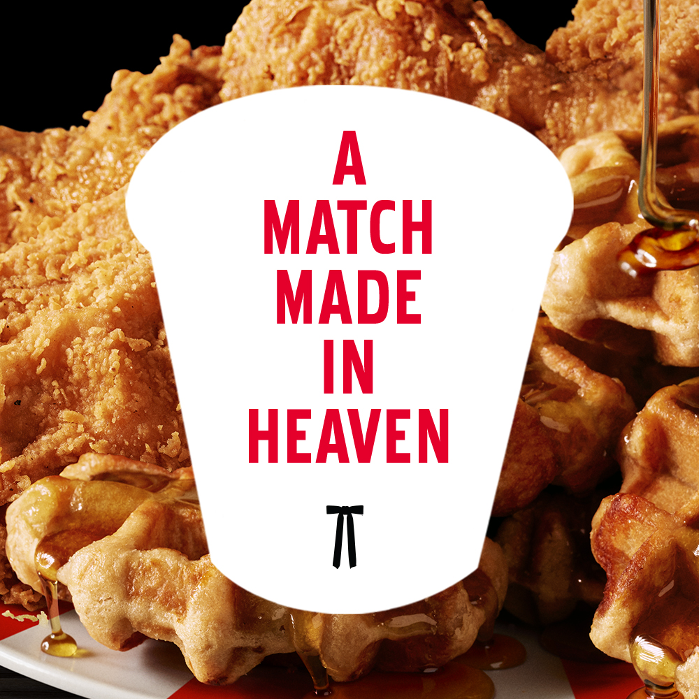 KFC'S NEW CHICKEN & WAFFLES ARE A DELICIOUS AND DECADENT TREAT